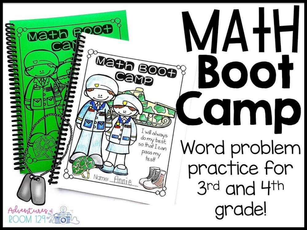 3rd Grade Math Test Pre
