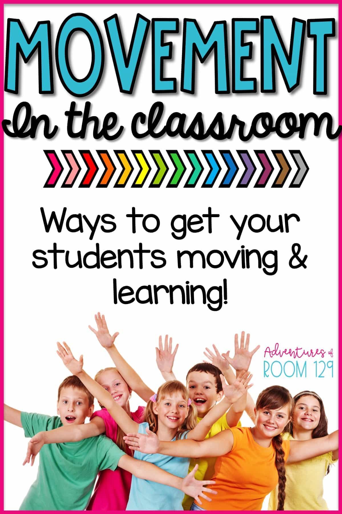 Student Engagement with Movement