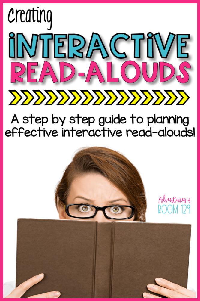Interactive Read Aloud