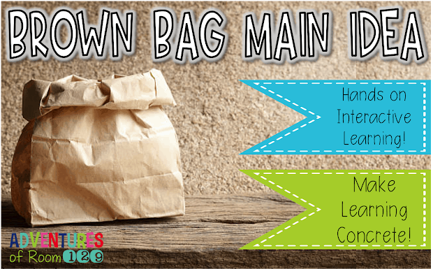 Brown Bag Main Idea