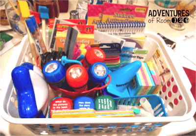 Guided Reading Basket