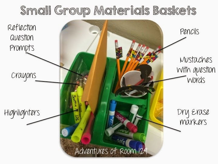 Small Group Materials