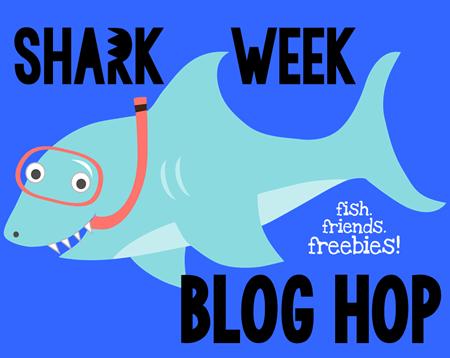 Shark Week Blog Hop