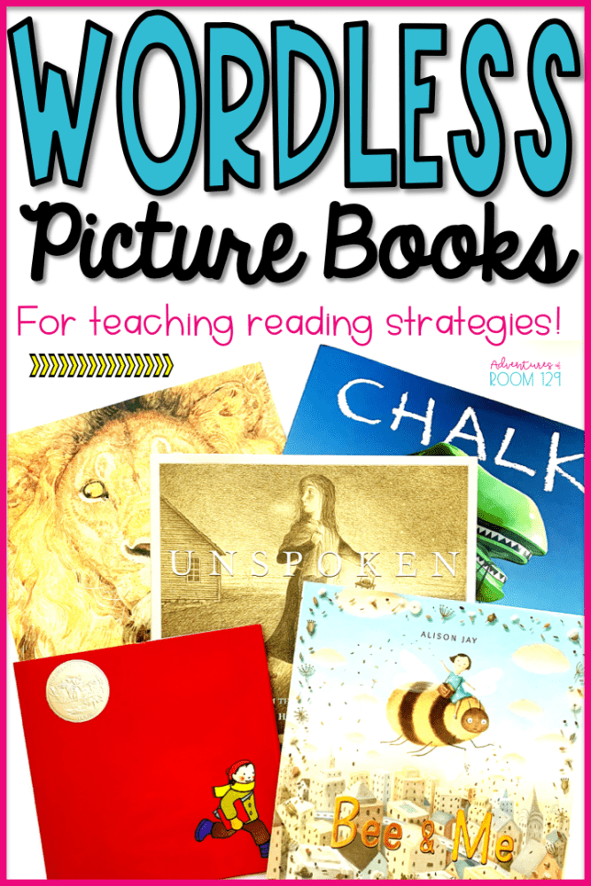 reading strategies with picture books