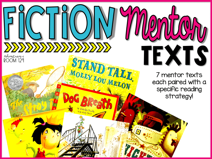 fiction books to teach reading skills