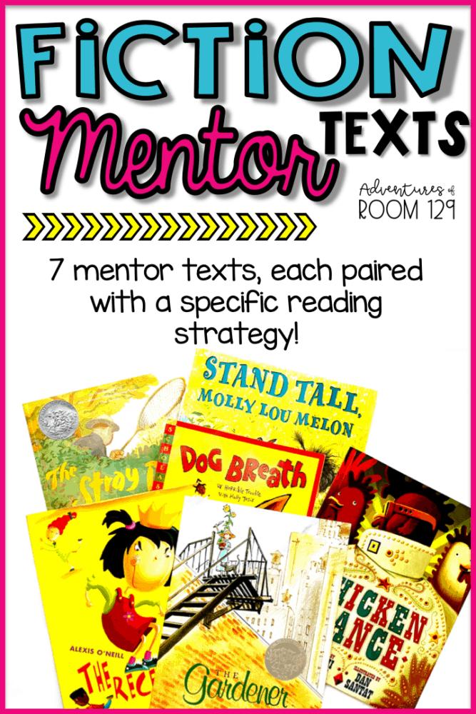 fiction books for teaching reading skills