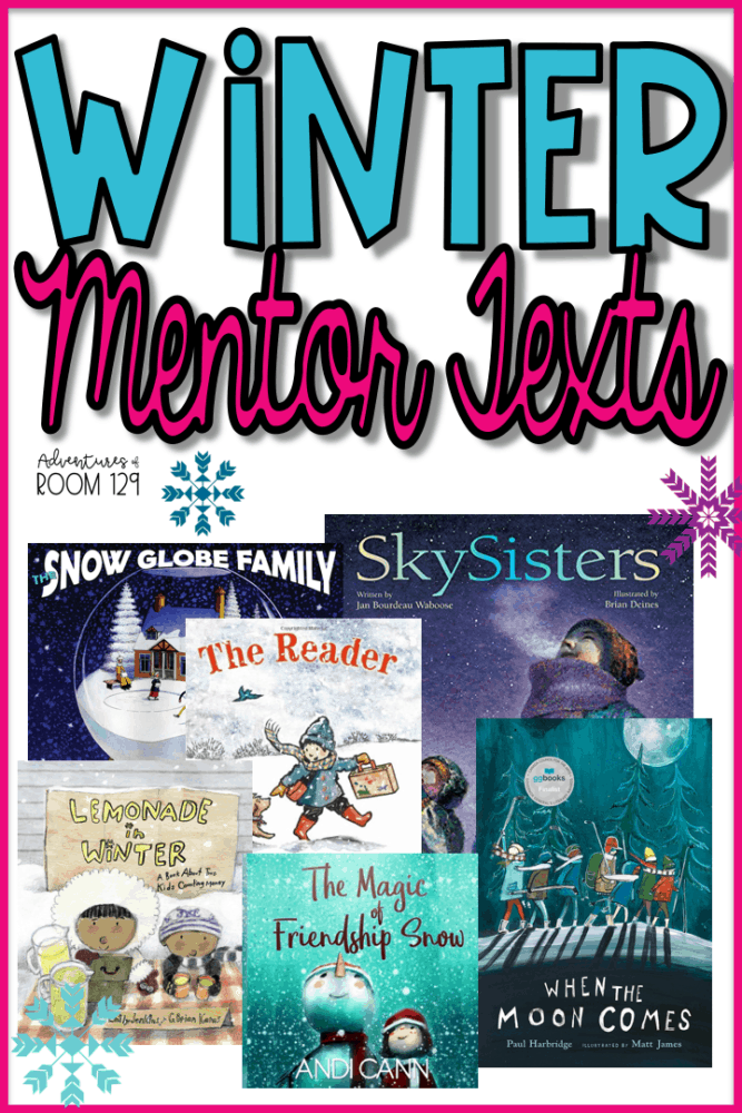 winter mentor texts