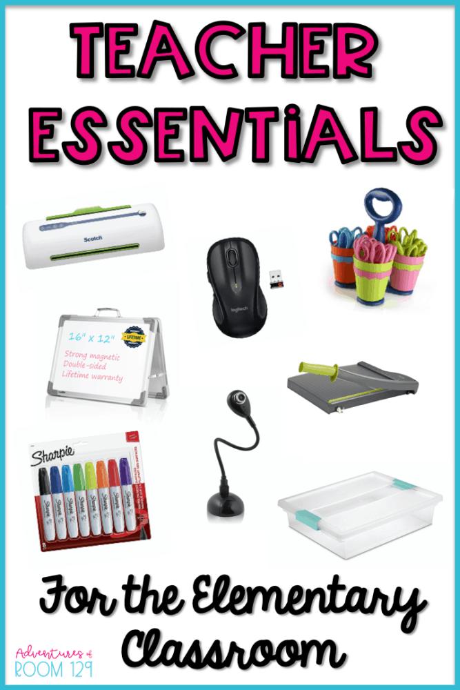 teacher supplies for the classroom