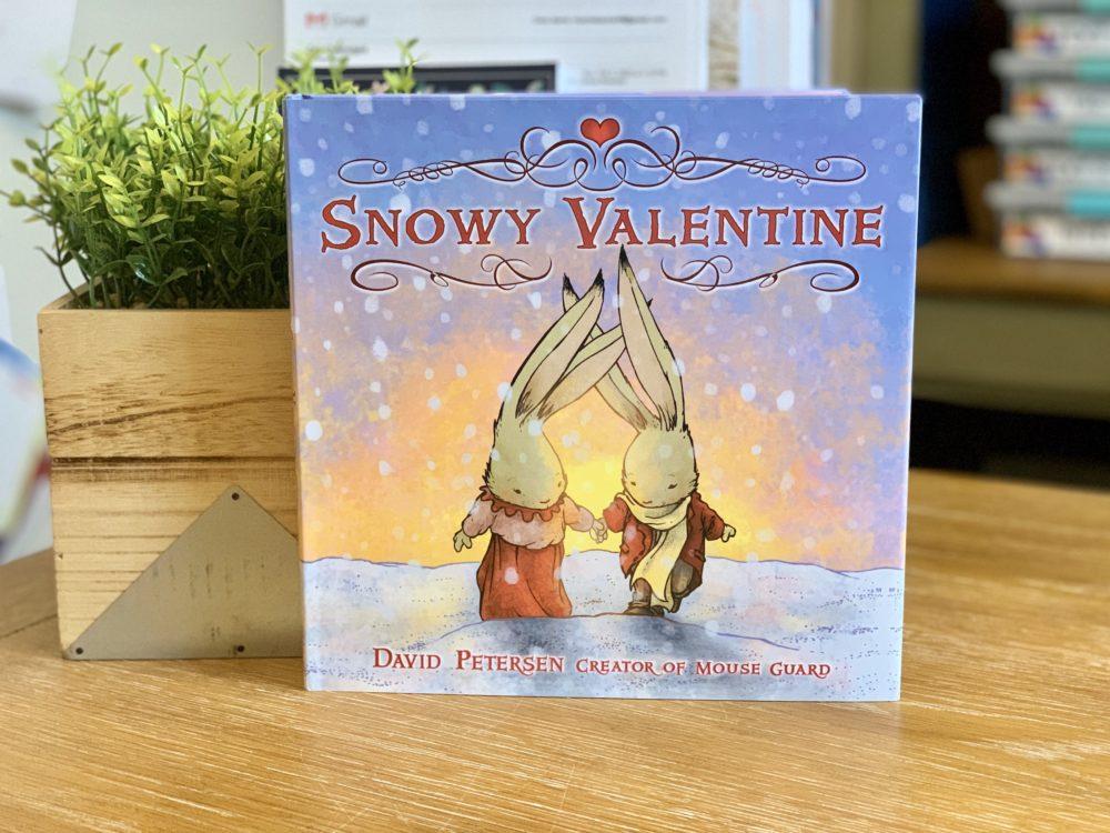 Snowy Valentine book