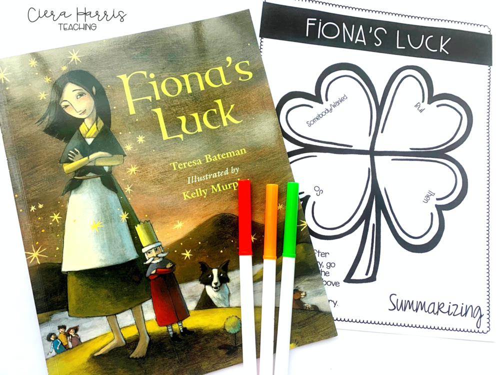 St. Patrick's Day Mentor Texts