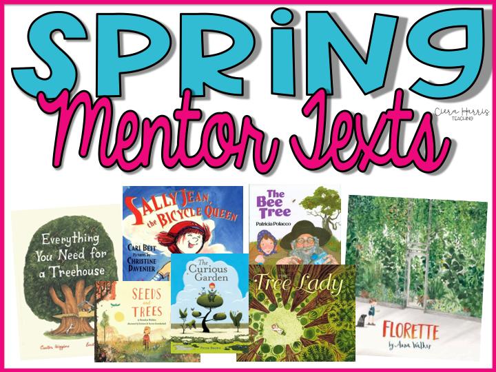 spring mentor texts