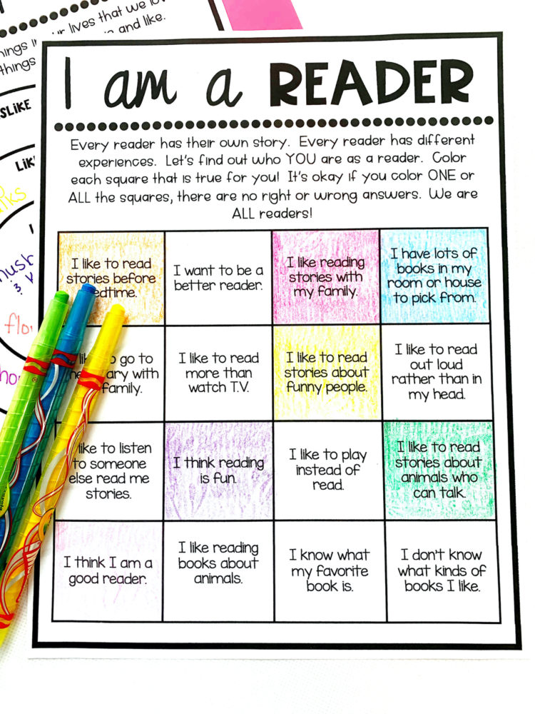 Getting to Know Your Readers