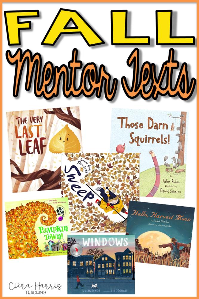 fall mentor texts