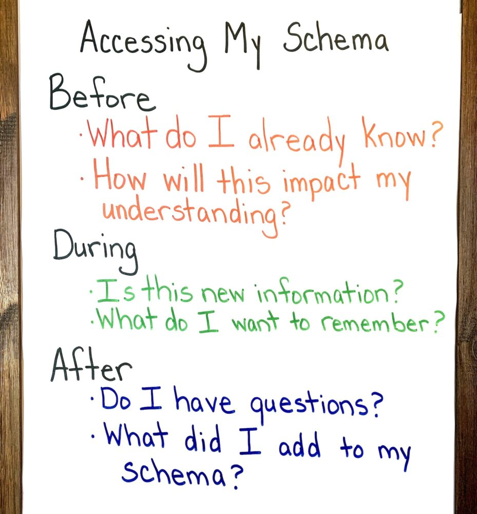 accessing schema