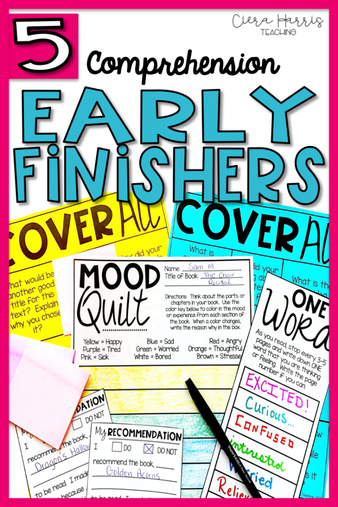 early finisher