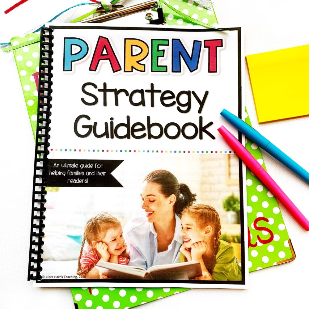 parent strategy guidebook