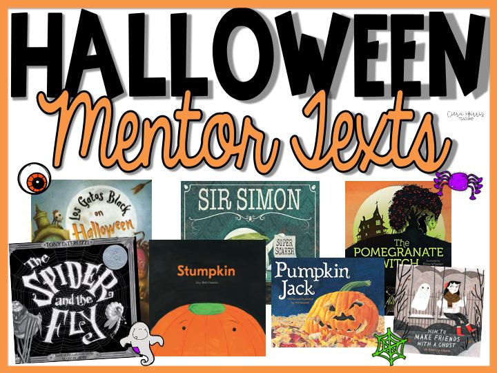 halloween mentor texts