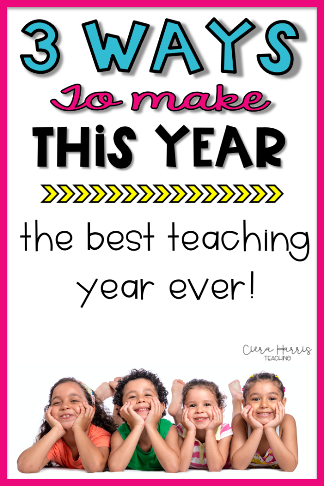best teaching year ever