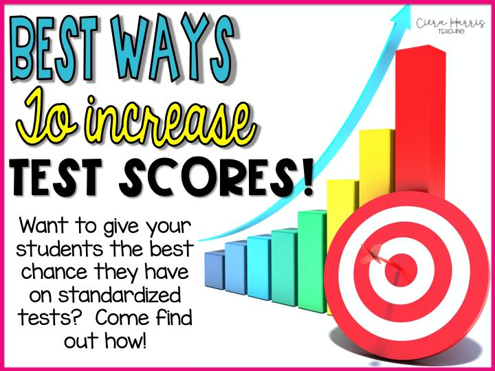 Best Ways to Increase Test Scores Blog Header