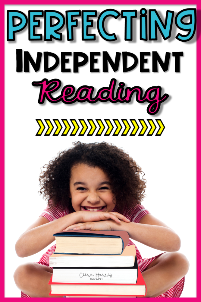 Perfecting Independent Reading Pin
